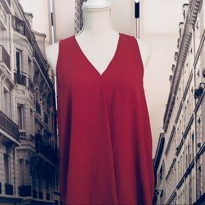 🆕 Vince Camuto sleeveless shirt 🦊